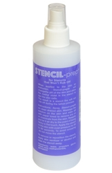 Stencil-prep 8 oz spray