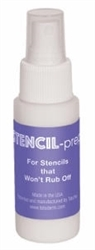 Stencil-prep 2 oz spray